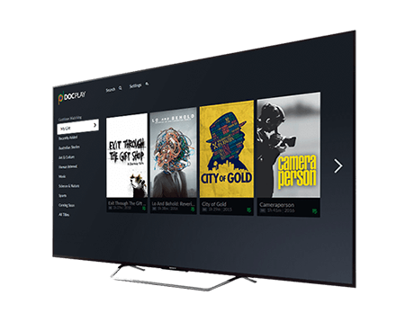 Device - Sony Android TV